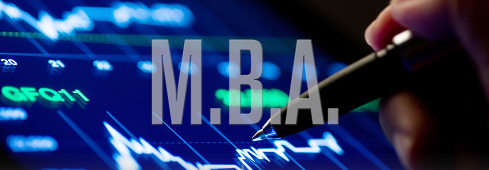M.B.A. and Business Administration