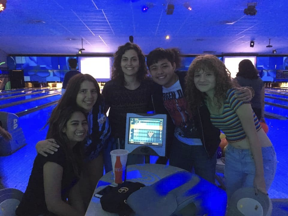 Glow Bowling –August 2019