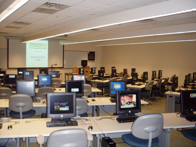 Library Instruction Room 106 Penn State Harrisburg