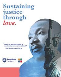 2016 MLK, Jr. Day Poster Design winner
