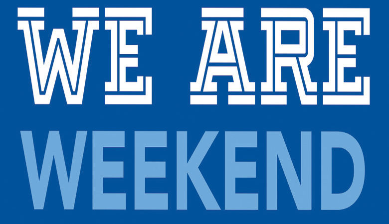 We Are Weekend