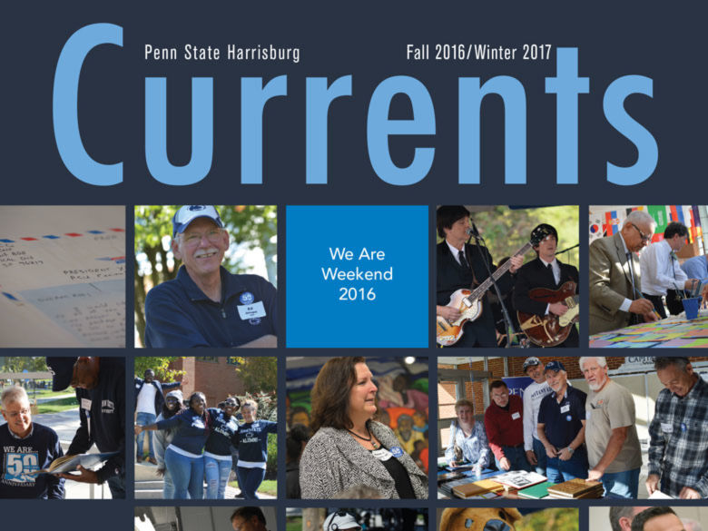 Currents Parents and Family Publications