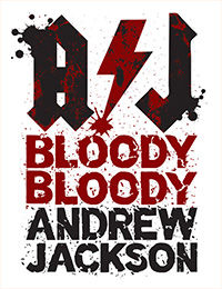 Bloody bloody Andrew jackson Poster