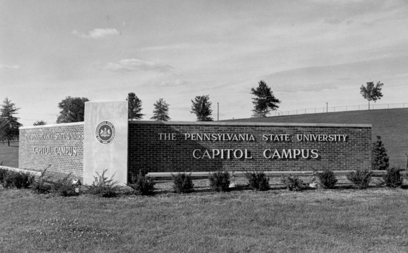 Capitol Campus 1986