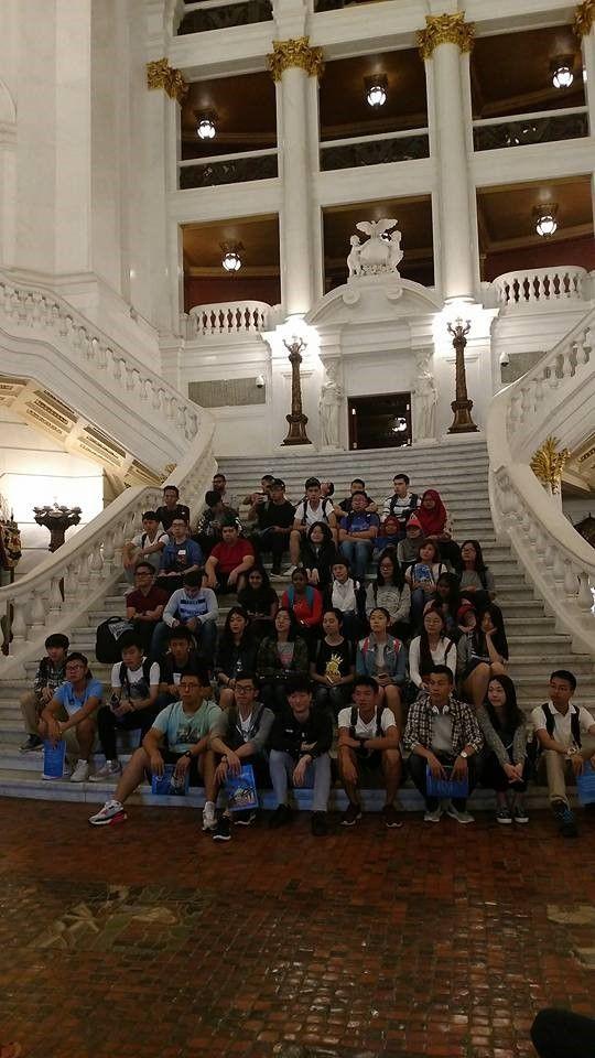 Harrisburg Capitol Tour – August 2017