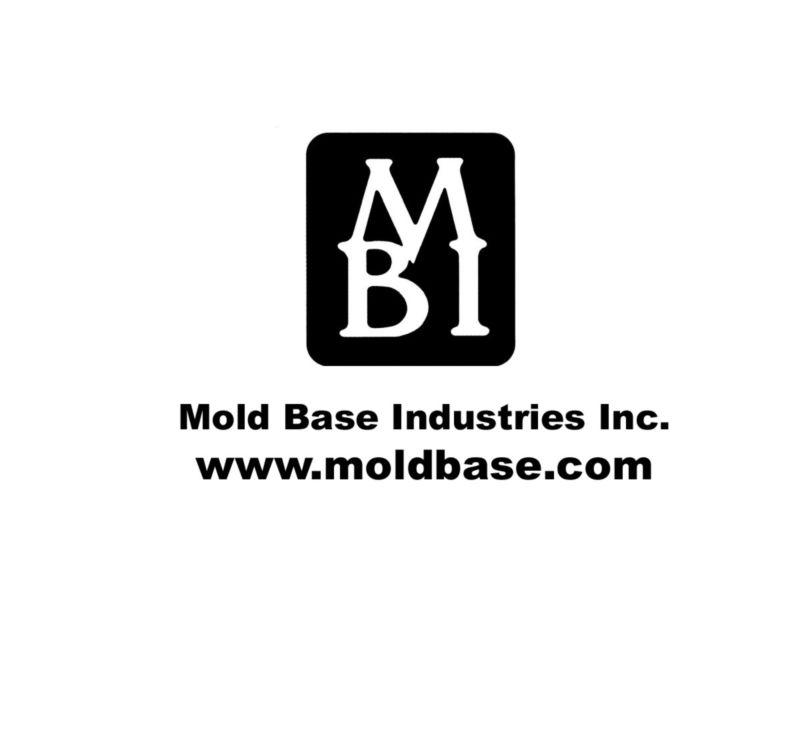 Mold Base Industries Inc. MBI Logo