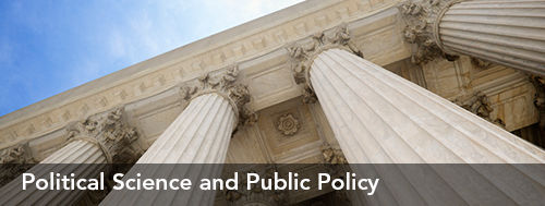 Political Science and Public Policy