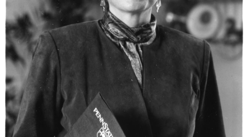 Dr. Ruth Leventhal, who became Capitol Campus' first female provost and dean on July 1, 1984 and held the position for 10 years