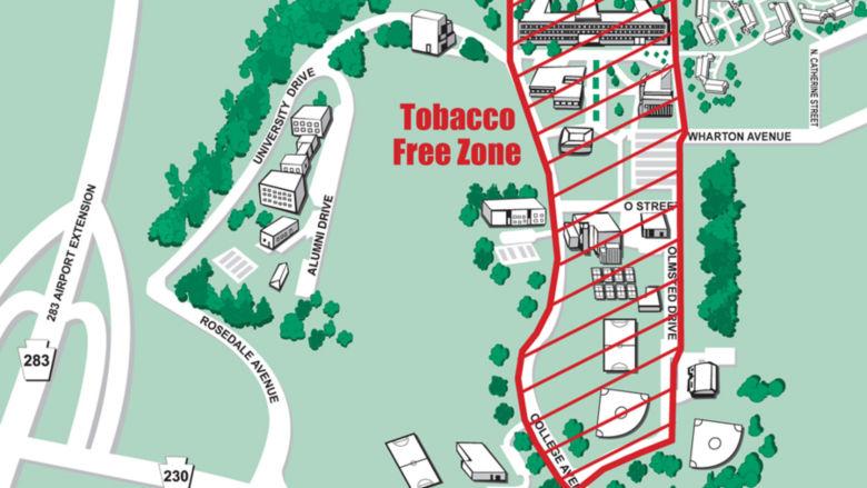 Tobacco-Free Zone