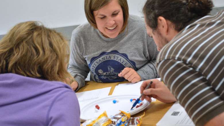 students can select from a variety of courses during their summer at Penn State Harrisburg