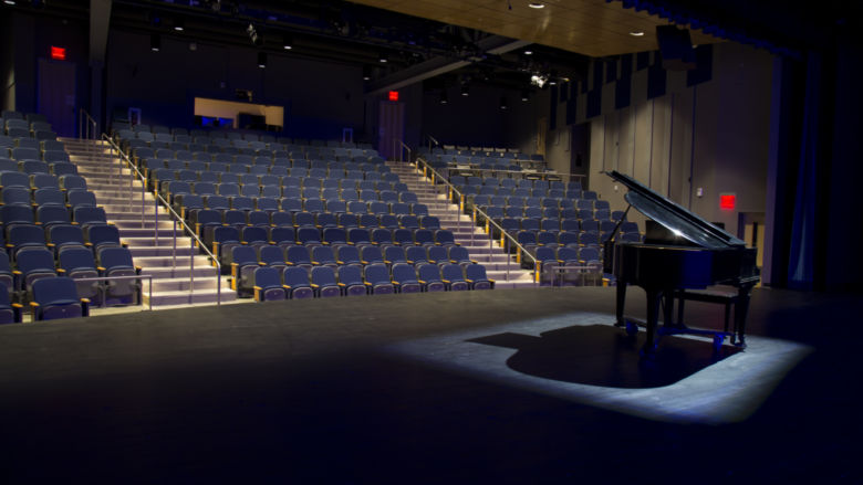 Student Enrichment Center Theater