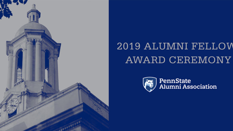 2019 Alumni Fellows