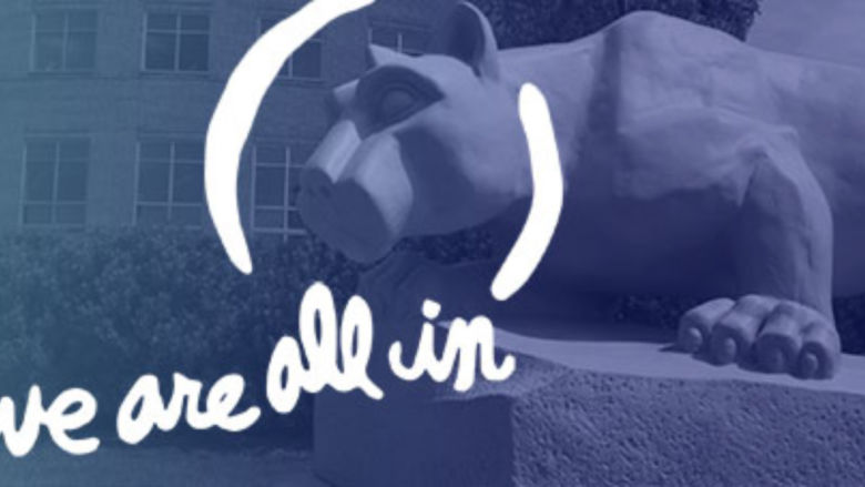 All In at Penn State Harrisburg