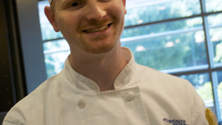 College Chef David Cramer wows at culinary conference