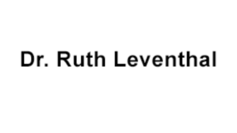 Dr. Ruth Leventhal