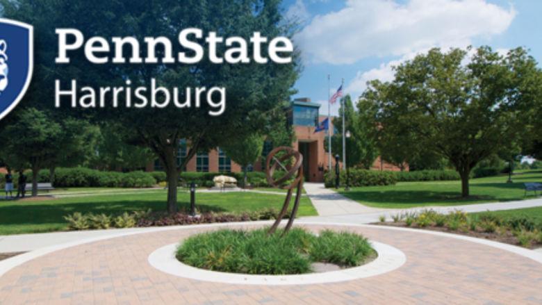 Penn State Harrisburg Email header