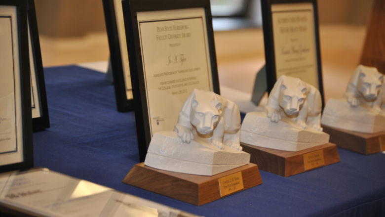 Faculty and Staff Recognition Program