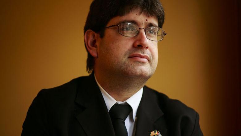 First Secretary Miguel Fraga