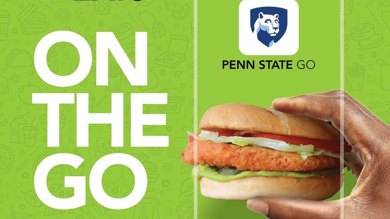 Food Services launches Penn State Eats mobile ordering