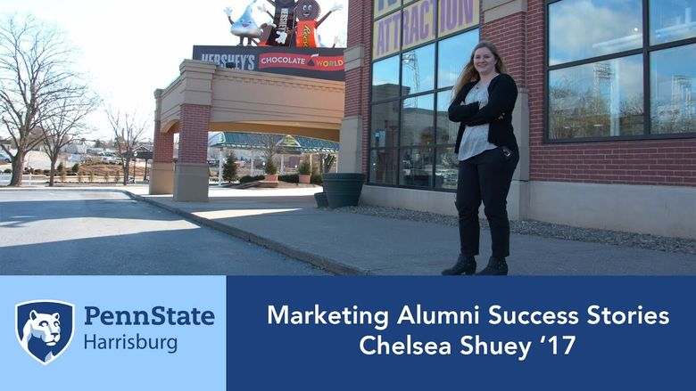 Marketing Alumni Success Stories: Chelsea Shuey '17