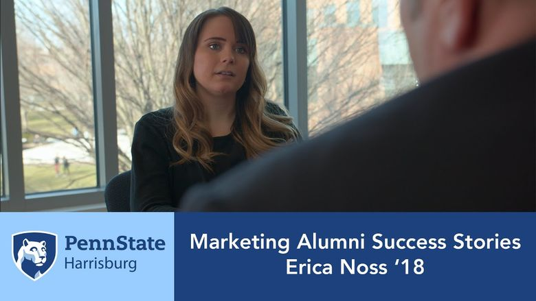 Marketing Alumni Success Stories: Erica Noss '18