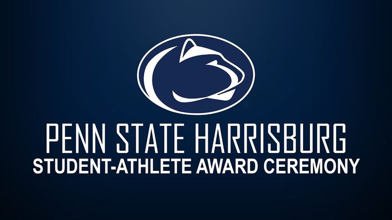 2020 Penn State Harrisburg Student-Athlete Award Ceremony