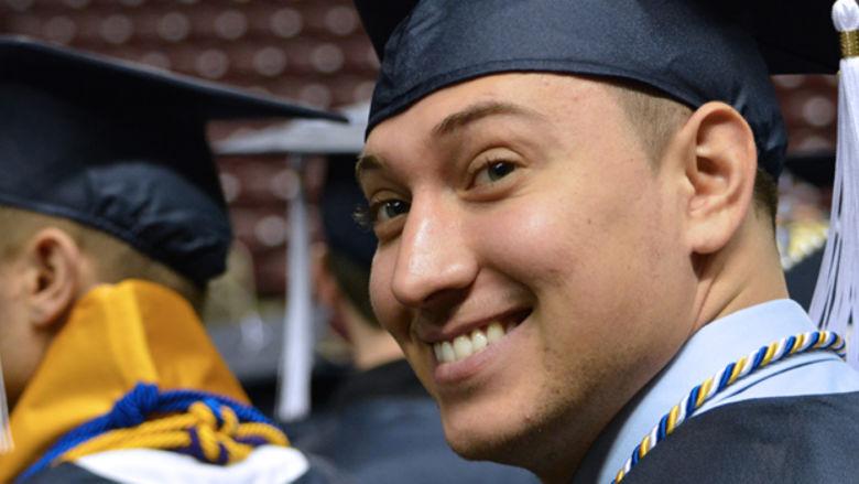 Penn State Harrisburg fall 2018 graduate
