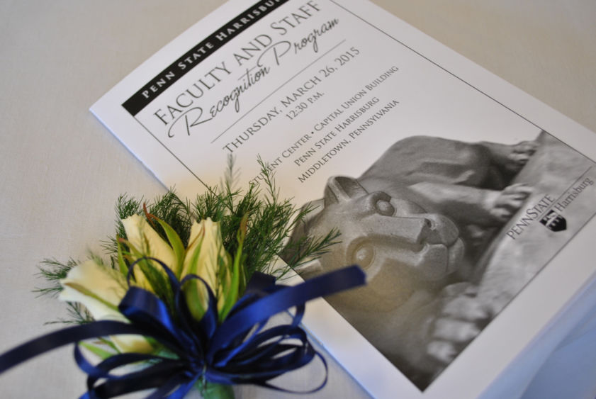 Awards Ceremony Program