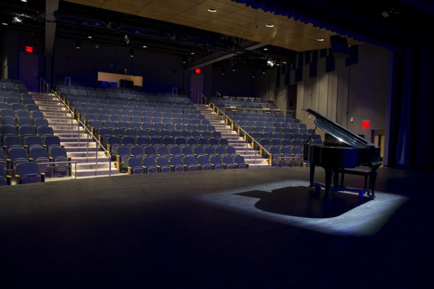 Student Enrichment Center Theater