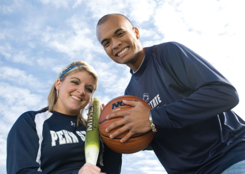 Kara Boyd and Kenton Alston