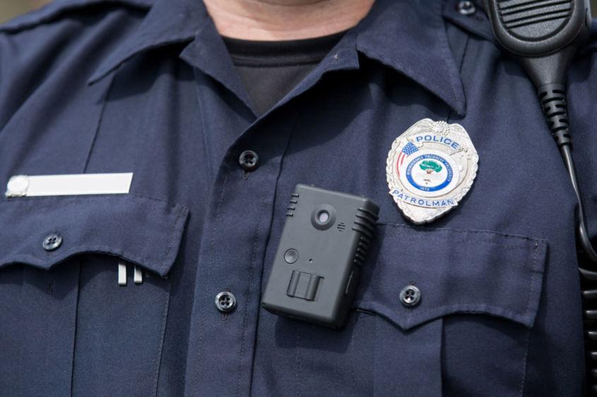 police worn body camera