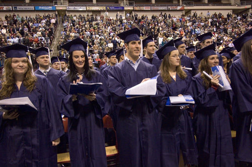 Penn State Harrisburg commencement