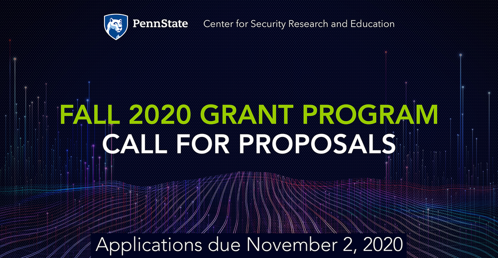 CSRE Fall 2020 Grant Program Call for Proposals