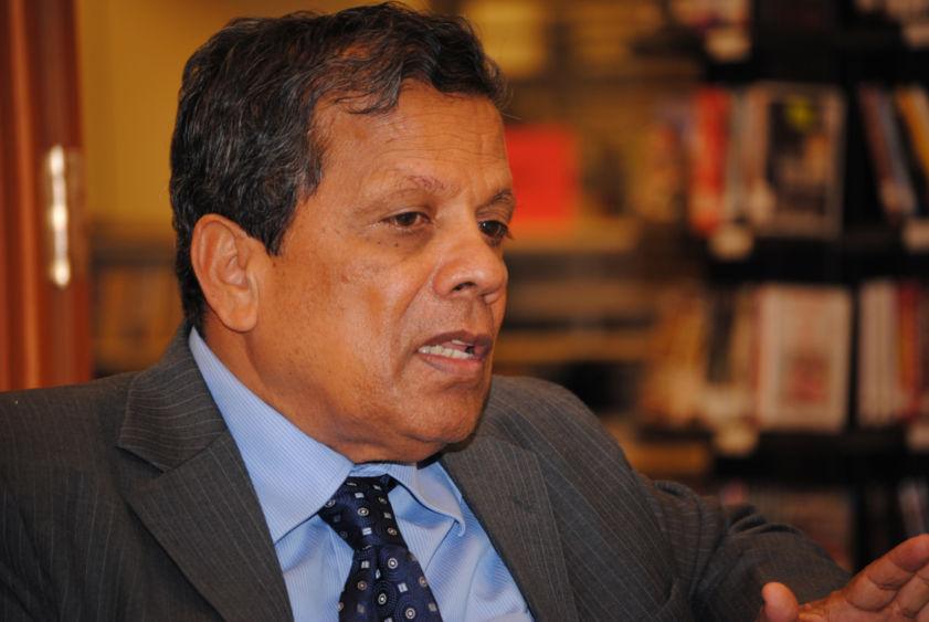 Nitte Education Trust President N. Vinaya Hegde visited the college in September 2010 to discuss the 2 + 2 program