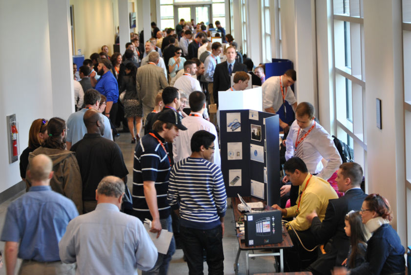Students put innovation on display at 2015 Capstone Conference