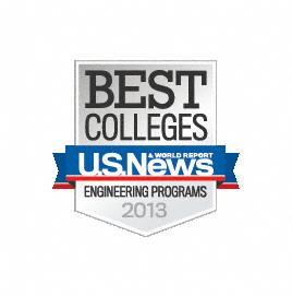 U.S. News & World Report Best Undergraduate Engineering Programs