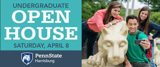 Undergraduate Open House