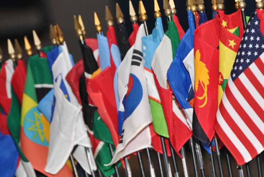 World Fest Flags