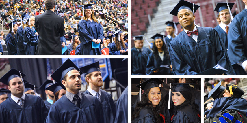 Penn State Harrisburg Commencement Pictures
